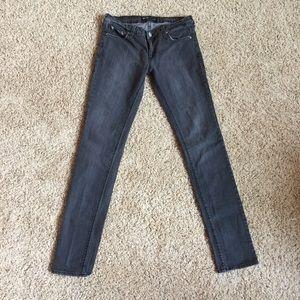 BDG Skinny Jeans Denim Gray Wash Denim Size 29